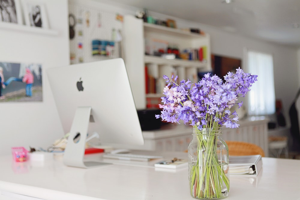 Créer un espace de travail où l'on se sent bien